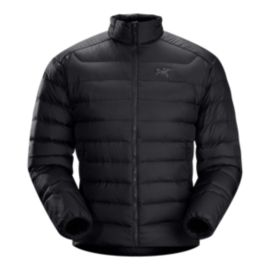 Arc'teryx Thorium AR Men's Down Jacket - Black