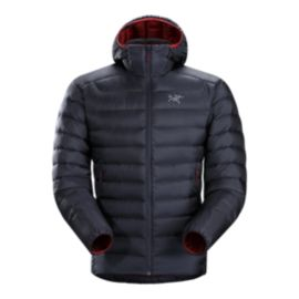 Arc'teryx Men's Cerium LT Down Hooded Jacket - Admiral - Prior Season