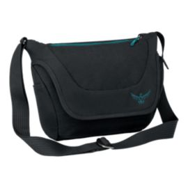 Osprey FlapJill Micro 4L Women's Shoulder Bag - Black