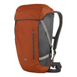 Mammut Neon Crag 28L Day Pack - Dark Sienna Bark