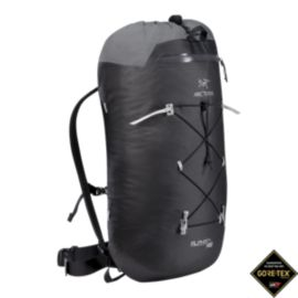 Arc'teryx Alpha FL 45 Backpack - Black