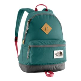 The North Face Youth Mini Berkeley 19L Day Pack - Balsam Green
