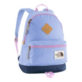 The North Face Youth Mini Berkeley 19L Day Pack - Grapemist Blue