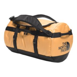 The North Face Base Camp Small Duffel - 24K Gold/Black