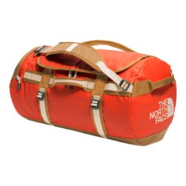 The North Face Base Camp Medium Duffel - Poinciana Orange/Dijon
