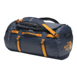 The North Face Base Camp Medium Duffel - Urban Navy/Yellow