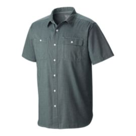 Mountain Hardwear Men's Drummond Utility Short Sleeve Shirt