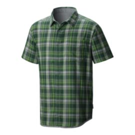Mountain Hardwear Men's Mcclatchy Reversible Short Sleeve Shirt