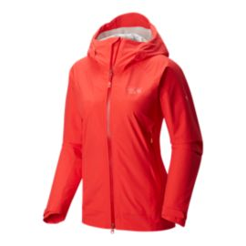 Mountain Hardwear Women's Quasar Lite 2.5L Shell Jacket