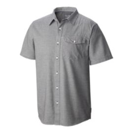 Mountain Hardwear Men's Drummond Short Sleeve Shirt
