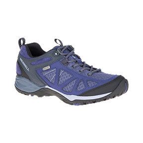 Merrell Women's Siren Q2 Sport Waterproof Hiking Shoes - Crown Blue
