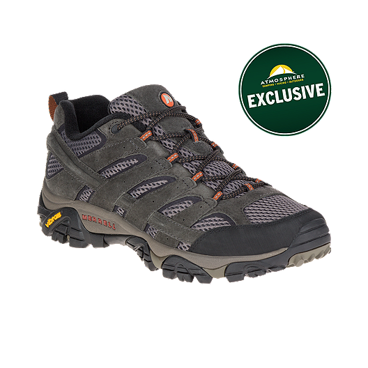 865adeb82a Merrell Men s Moab 2 Vent Wide Hiking Shoes - Beluga