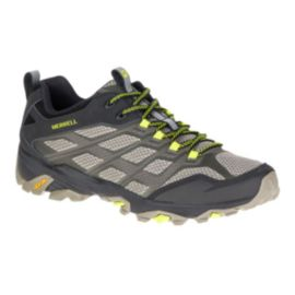 Merrell Men's Moab FST Hiking Shoes - Olive/Black