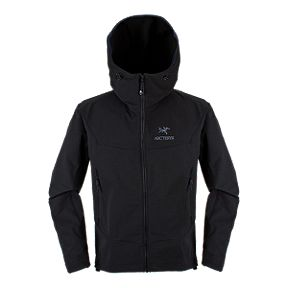76dd43b84d8b Arc teryx Men s Gamma LT Softshell Jacket - Black