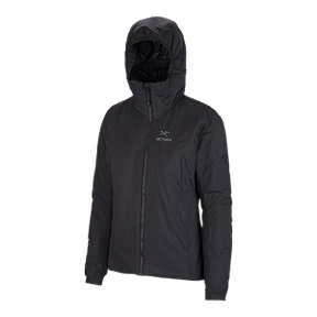 Arc'teryx Women's Atom AR Insulated Hooded Jacket - Black
