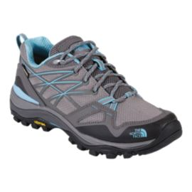The North Face Women's Hedgehog Fastpack GORE-TEX Hiking Shoes - Grey/Blue