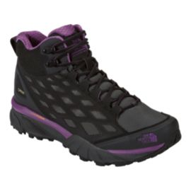 The North Face Women's Endurus Mid GORE-TEX Hiking Shoes - Grey/Violet
