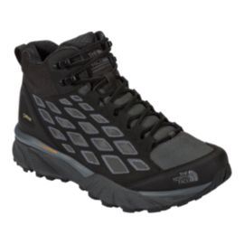 The North Face Men's Endurus Mid GORE-TEX Hiking Shoes - Black/Grey
