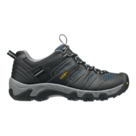 Keen Men's Koven Low Hiking Shoes - Black/Navy