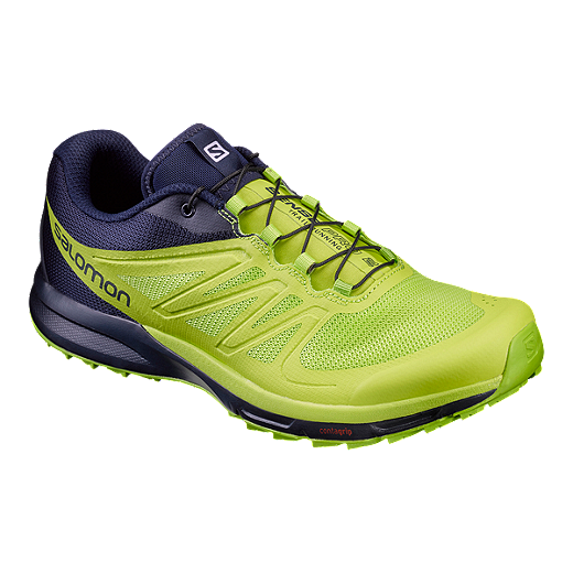 discount for nice cheap free shipping Salomon Sense Pro 2 Green Running Shoes cheap sale 2015 new A7VQBi7F