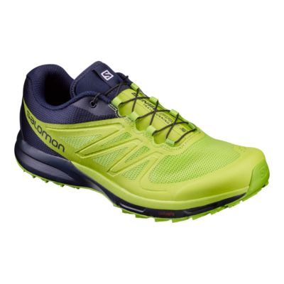 Salomon Sense Pro 2 Green Running Shoes