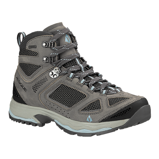 7c5af612399 Vasque Women's Breeze 3.0 Gore-Tex Mid Hiking Boots - Gargoyle/Stone Blue
