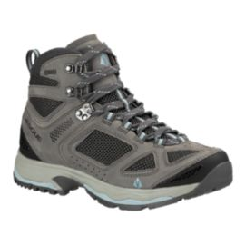 Vasque Women's Breeze 3.0 Gore-Tex Mid Hiking Boots - Gargoyle/Stone Blue