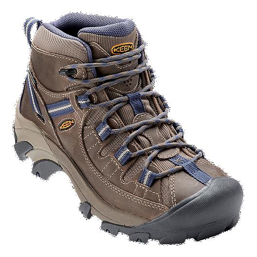 65df194a4 Keen Women's Targhee II Mid Waterproof Day Hiking Boots - Goat/Crown    Atmosphere.ca
