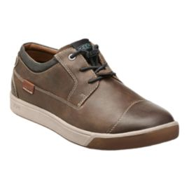 Keen Men's Glenhaven Shoes - Brown/Tan