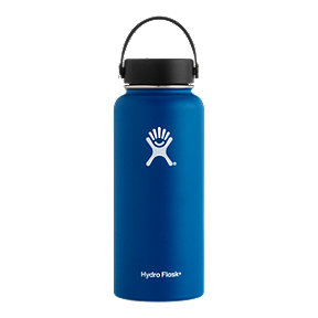 Hydro Flask 32 oz Wide Mouth Water Bottle - Cobalt