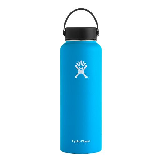 Hydro Flask 40 oz Wide Mouth Water Bottle - Pacific