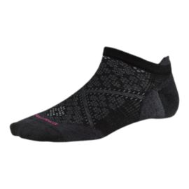 Smartwool PhD Run Ultra Light Women's Micro Socks