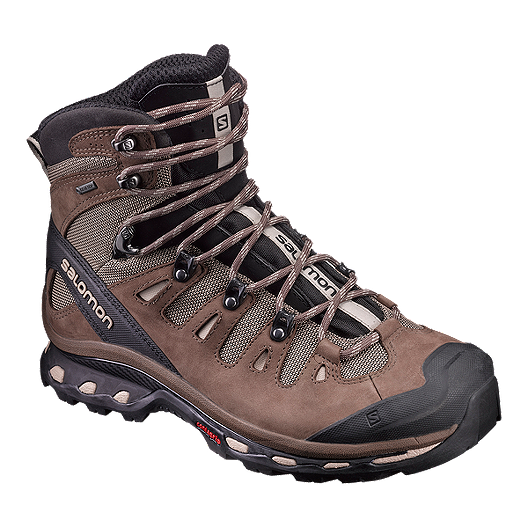 0026c186b47 Salomon Men's Quest 4D 2 GTX® Hiking Boots - Brown | Atmosphere.ca