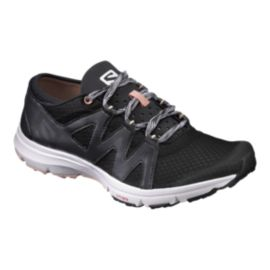 Salomon Women's Crossamphibian Swift Water Shoes - Black