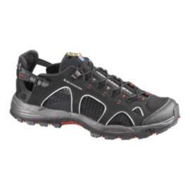 Salomon Men's Techamphibian 3 Water/Trail Shoes - Black