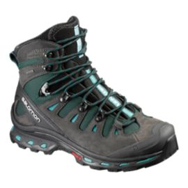 Salomon Women's Quest 4D 2 GTX® Hiking Boots - Grey/Blue