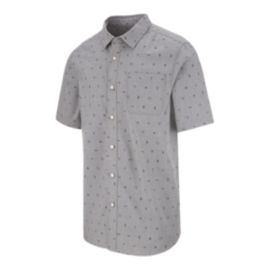 The North Face Men's Pursuit Print Short Sleeve Shirt