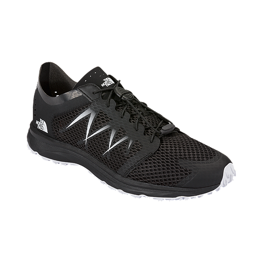 ecaf7eead The North Face Men's LiteWave Flow Lace Water Shoes - Black/Silver ...