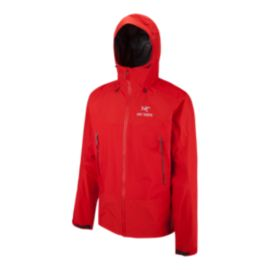 Arc'teryx Men's Beta SL Hybrid Gore-Tex Jacket - Cardinal Red - Prior Season