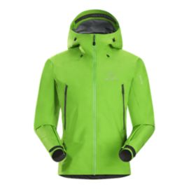 Arc'teryx Men's Beta LT Gore-Tex Jacket - Rohdei Green