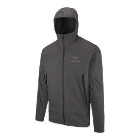 Arc'teryx Men's Tenquille Hooded Jacket - Janus Grey