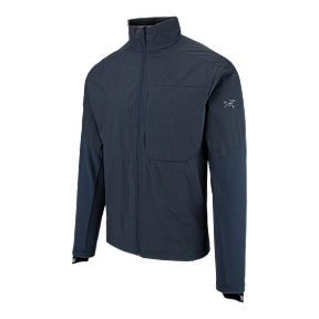 Arc'teryx Men's A2B Comp Jacket - Nighthawk Blue
