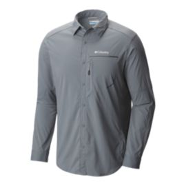 Columbia Men's Trail Strike Long Sleeve Shirt