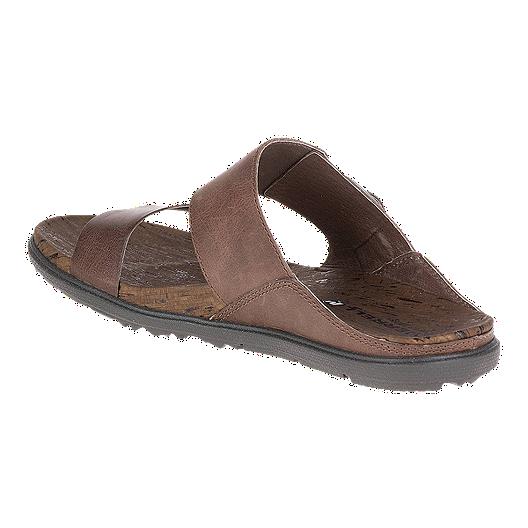 fd3b2a31881a Merrell Women s Around Town Buckle Slide Sandals - Brown. (0). View  Description