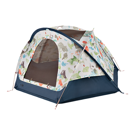 2f1535e6e6 The North Face Homestead Domey 3 Person Tent - Vintage White Sparse |  Atmosphere.ca