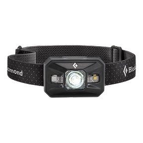 Black Diamond Storm Headlamp - Matte Black