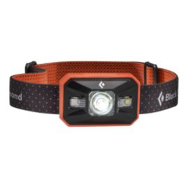 Black Diamond Storm Power Tap Headlamp - Orange