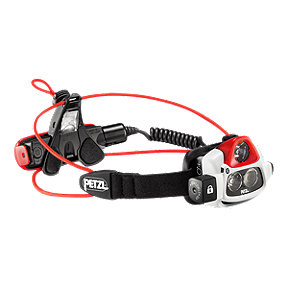 Petzl Nao+ Reactive Light Bluetooth Headlamp