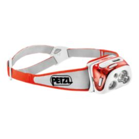 Petzl Reactik + Bluetooth Headlamp - Coral