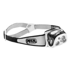 Petzl Reactik + Bluetooth Headlamp - Black